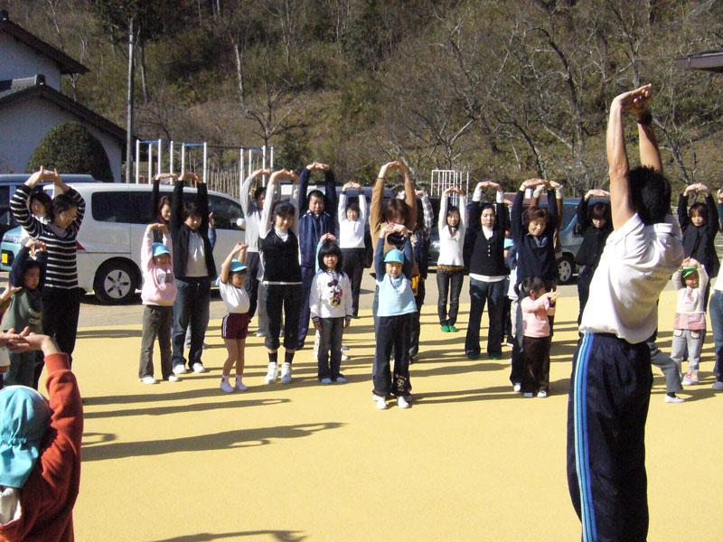 親子体操2