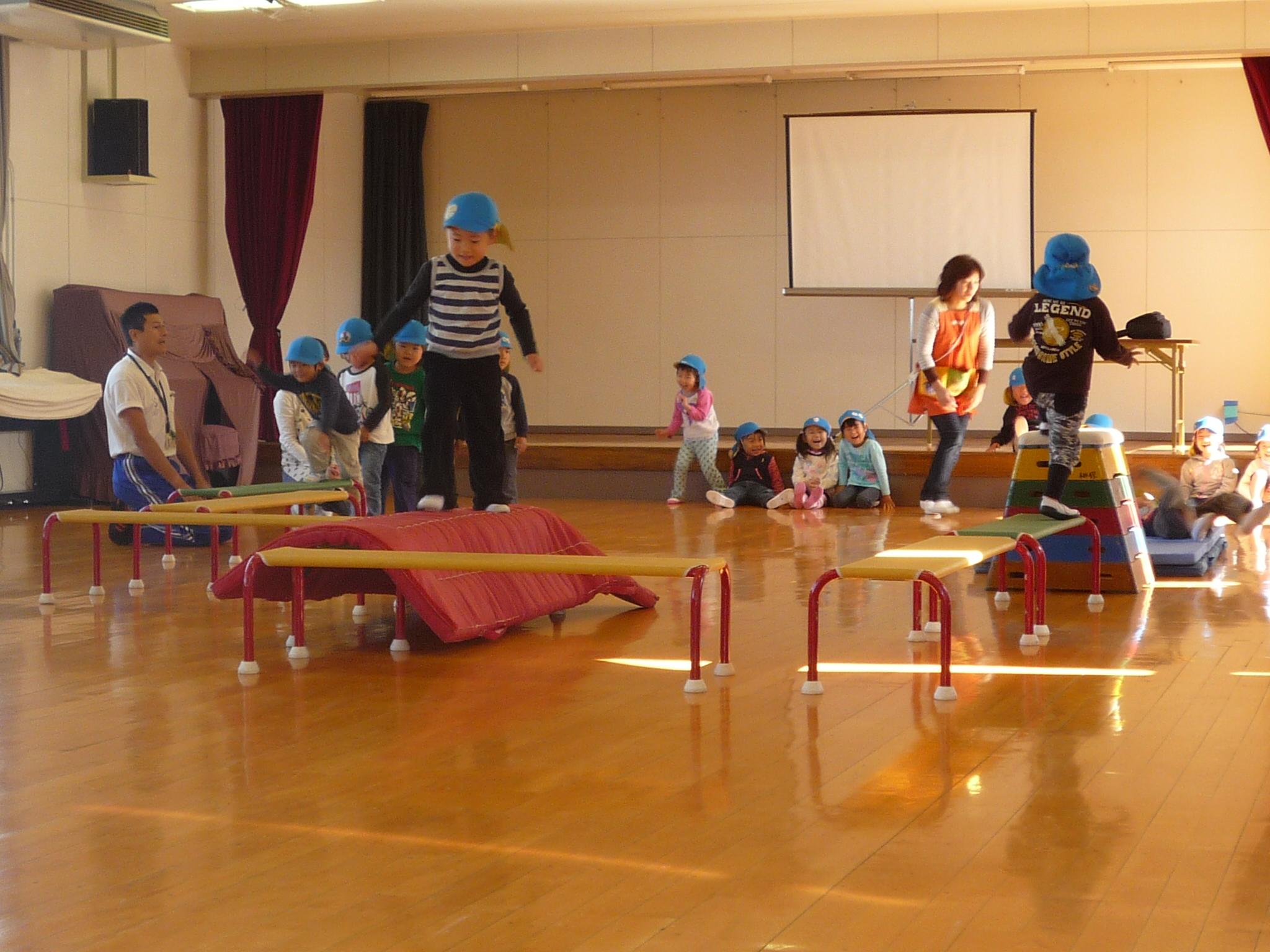 3歳児部会