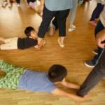 山県市立大桜保育 親子体操